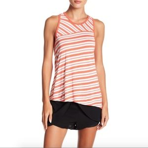 BB Dakota Raelynn Striped Tank Top Size Small